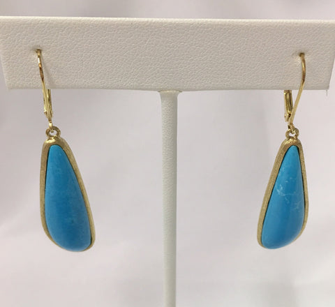 Magnesite Earrings - Closeout