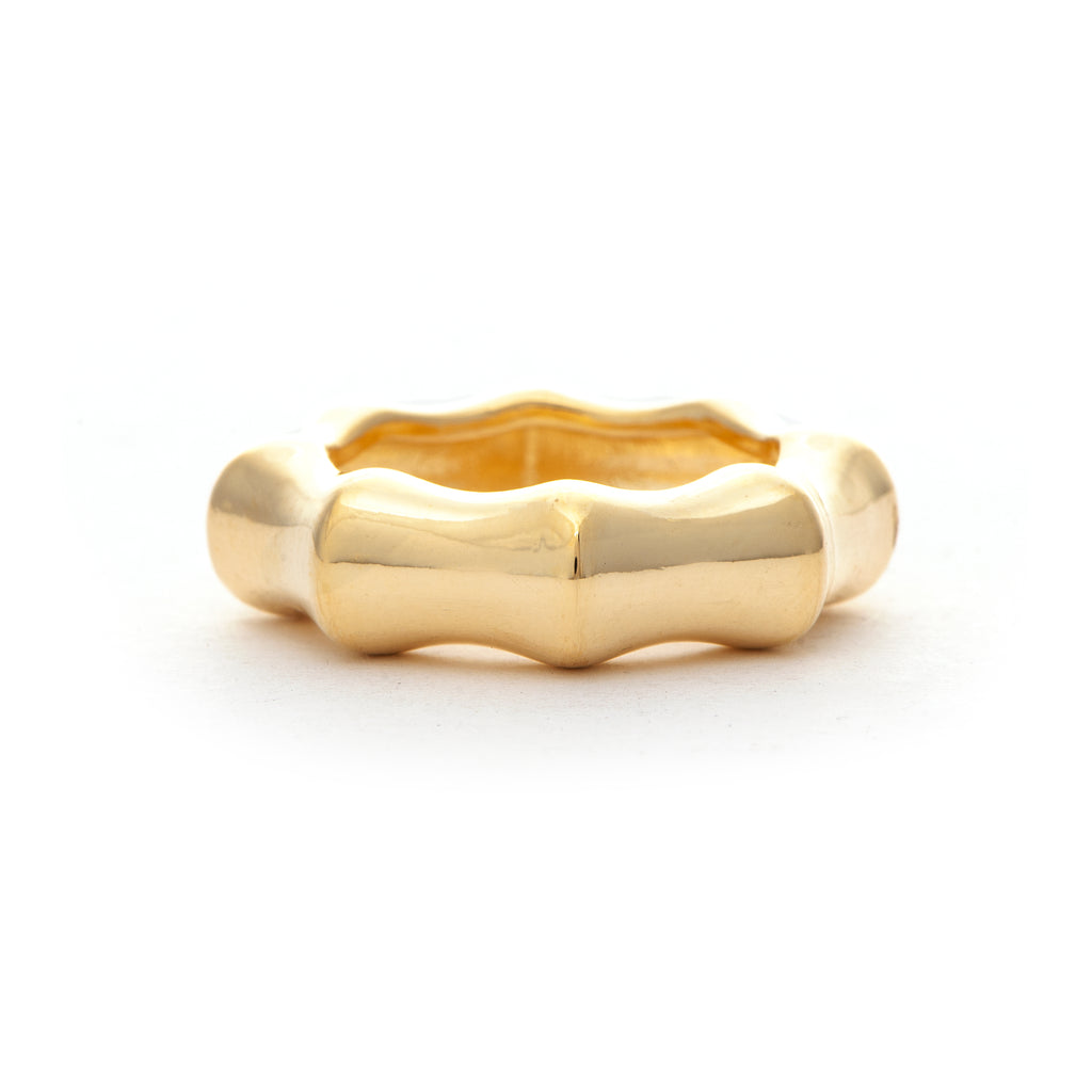 Bamboo Band Ring