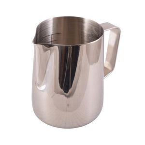 Foaming Jug With Etched Volume Measures (350ml)