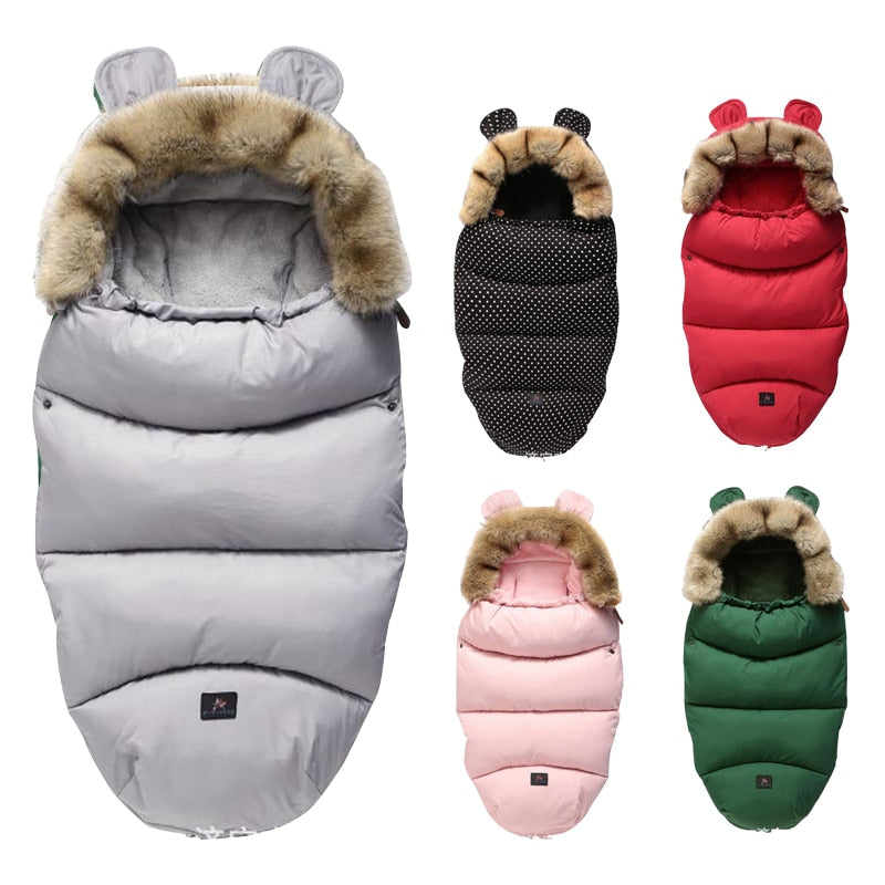 Baby Stroller Warm Sleeping Bag