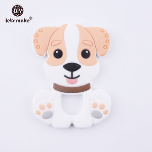 Soft Animal Silicone Teethers