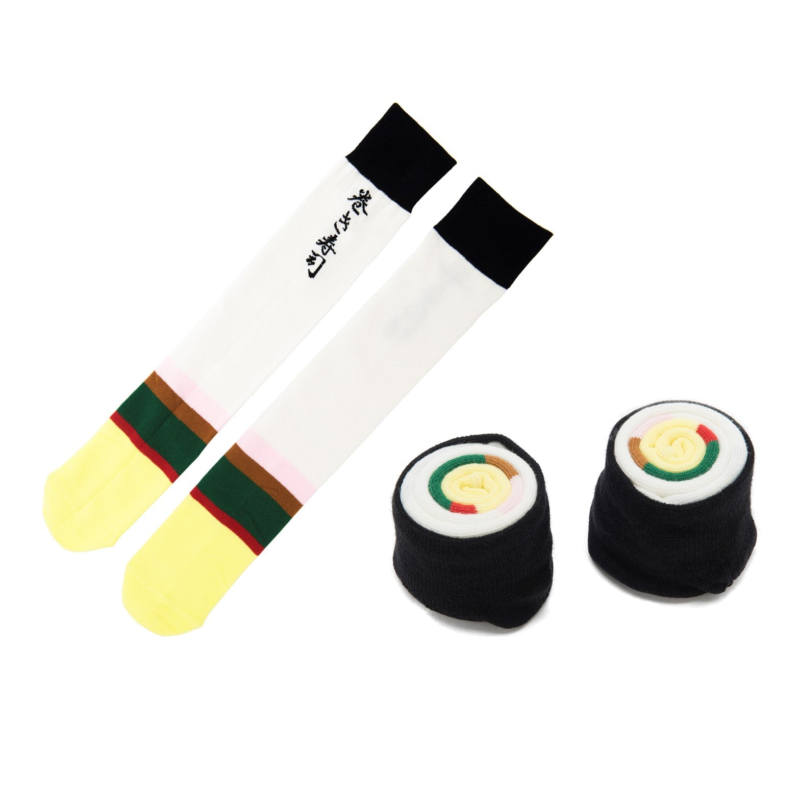 Sushi Socks Set (Shrimp Sushi Set)