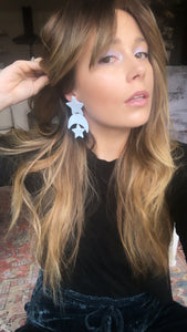 Powder Blue Dream Earrings