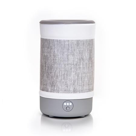 Signature Wax Warmer (Gray Linen)