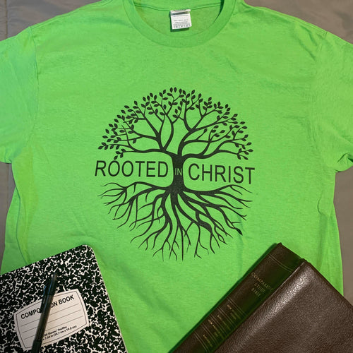 Rooted in Christ(T-Shirt)