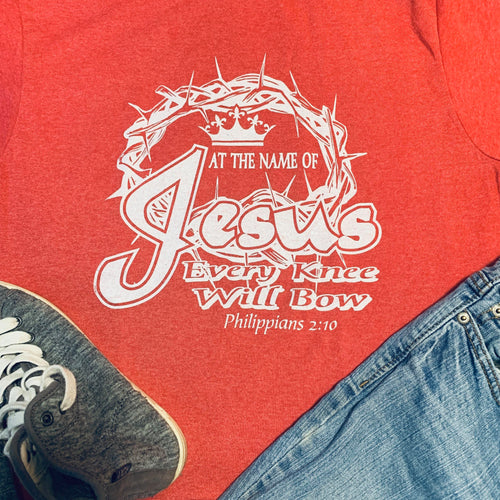 At the Name of Jesus(T-Shirt)