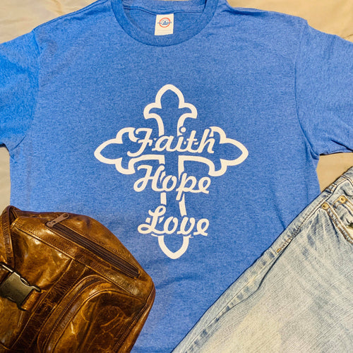 Faith, Hope, Love(T-Shirt)