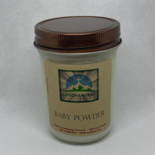 Load image into Gallery viewer, Baby Powder Soy-Lotion Candle