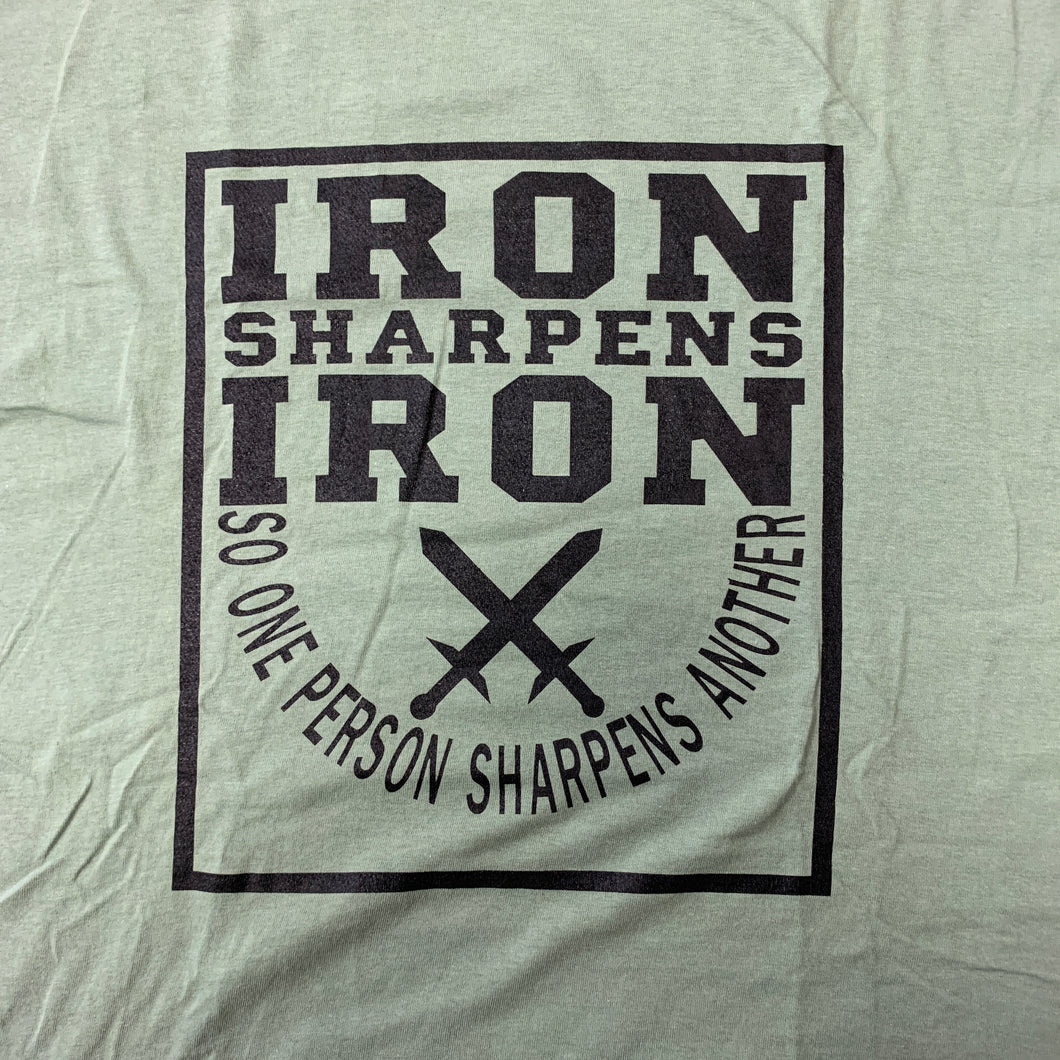 Iron Sharpens Iron (T-Shirt)