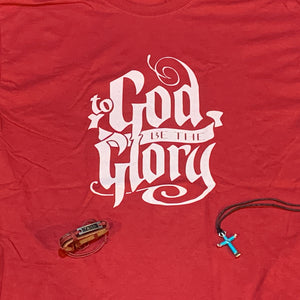 To God Be The Glory (T-Shirt)