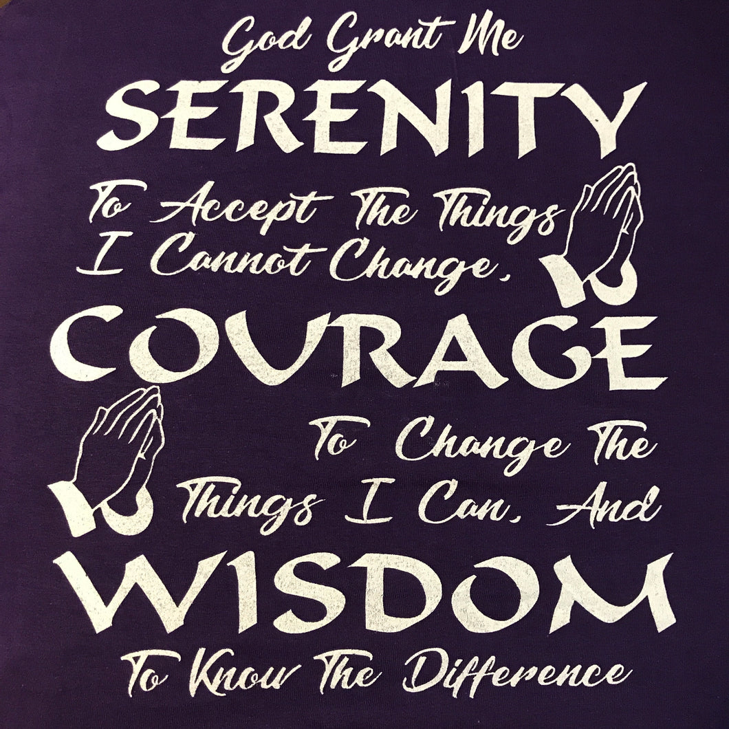 Serenity Prayer (T-Shirt)