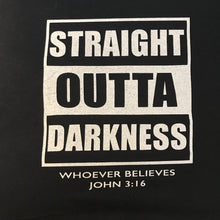 Load image into Gallery viewer, Straight Outta Darkness (T-Shirt)