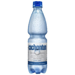 Agua Cachantun Con Gas - Botella 500 ml - The Market Delivery