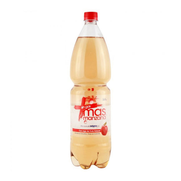 Agua Cachantun Sabor Manzana - Botella 500 ml - The Market Delivery