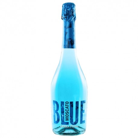 Espumante Opera Prima Blue Moscato - The Market Delivery