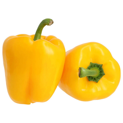 Pimenton Amarillo - Unidad - The Market Delivery