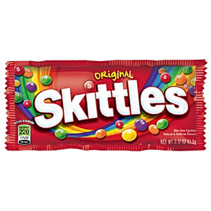 Skittles - Bolsa 62 Grs. - The Market Delivery
