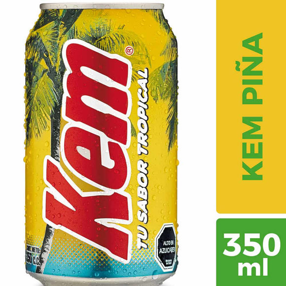 Pack lata Kem Piña 350 Ml - 6 Unidades - The Market Delivery
