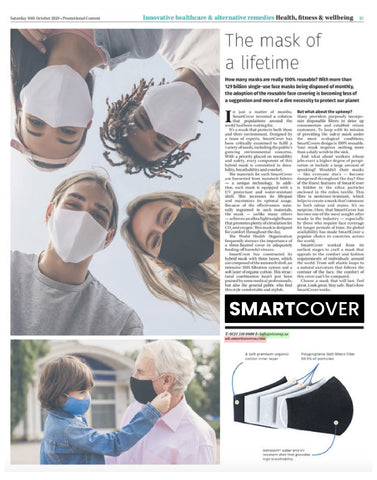 SmartCover - The Best Face Mask