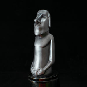Mini Moai Figure, Silver Surfer
