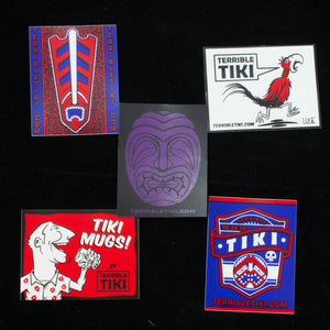 Vinyl Sticker Variety Pack 3