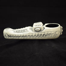 Load image into Gallery viewer, Terrible Tiki Crocodile Mug - One Color Pre-Order
