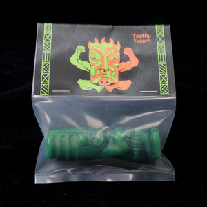 Toothy Tiki Totem Minifigure One Off, Jade Wipe Away
