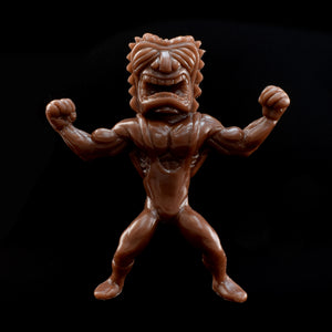 Tiki Melee Ku Krusher Brown Figure