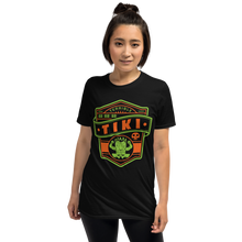 Load image into Gallery viewer, Terrible Tiki Badge T-Shirt