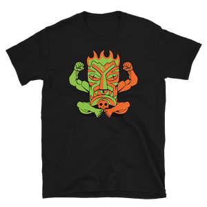Terrible Tiki Black Tee