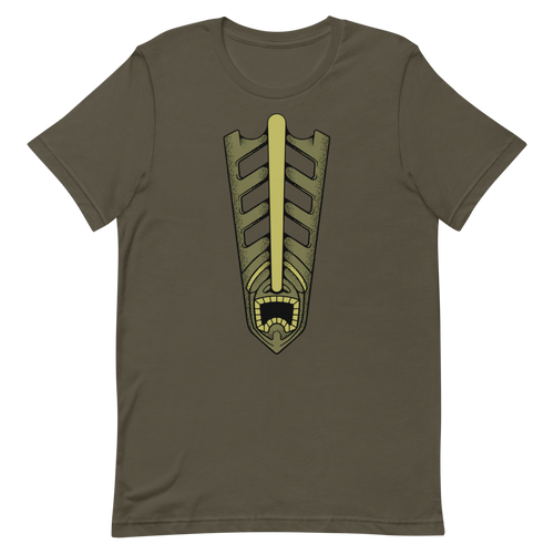 Green Tiki T-Shirt