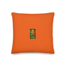 Load image into Gallery viewer, Zombie Parrot Pillow