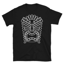 Load image into Gallery viewer, Linework Ku Black Tee