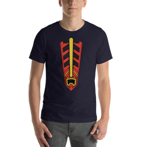 Red Tiki T-Shirt