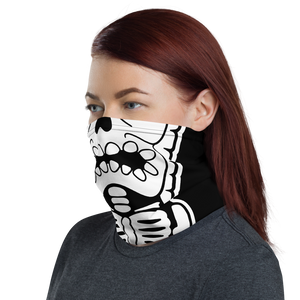 X-Ray Tiki Neck gaiter
