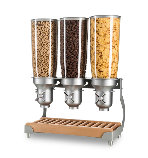 D30 Cereal dispenser_Triple Free Standing_IDM Dispenser