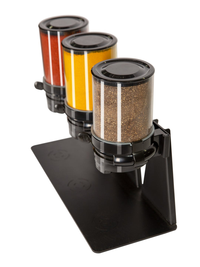 DLP3-1.5L Spice Dispenser_Triple Free Standing_IDM Dispenser