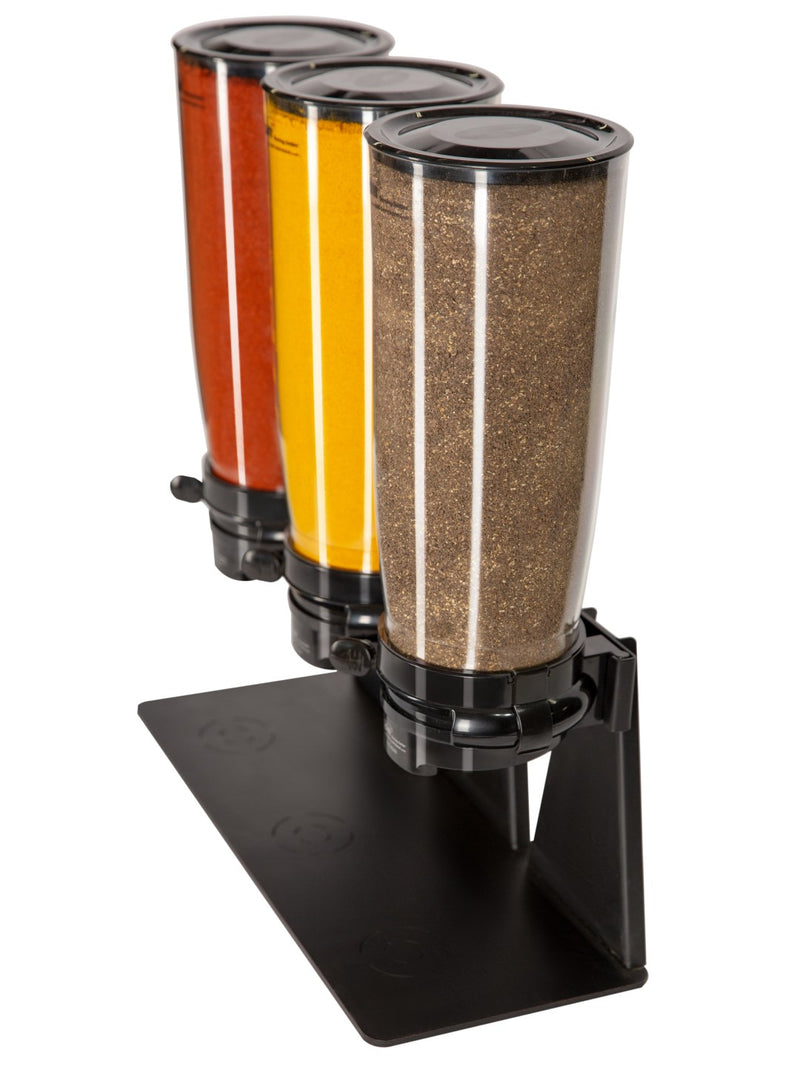 DLP3-5L Spice Dispenser_Triple Free Standing_IDM Dispenser