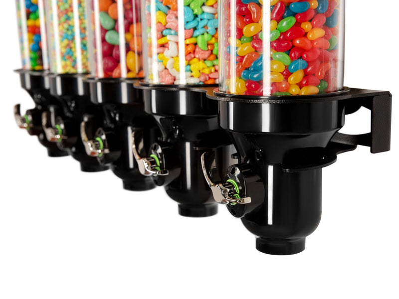 H50L-BL-FF Candy Dispenser_Wall Mounted_9L__Black_IDM Dispenser