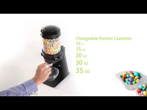 DMPC1-5L Ice cream topping dispenser