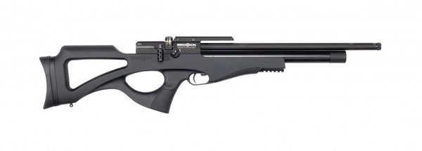 BROCOCK COMPATTO  XR HR BLACK SOFT TOUCH PCP AIR RIFLE
