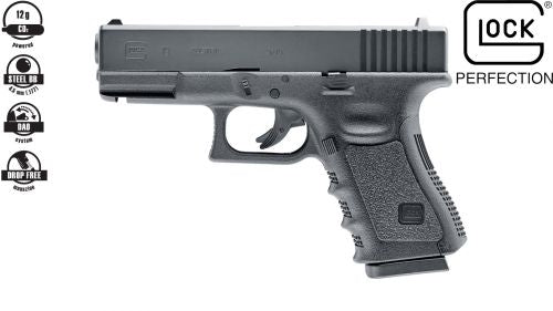 Glock 19 Pistol Co2 BB Airgun