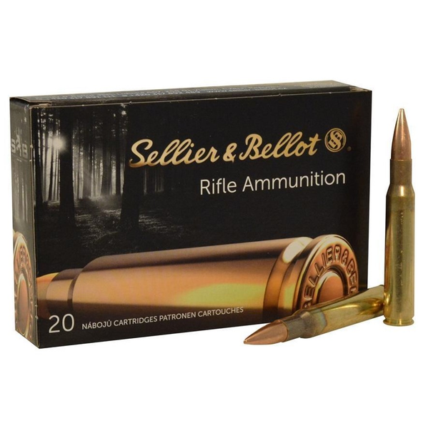 SELLIER & BELLOT AMMUNITION