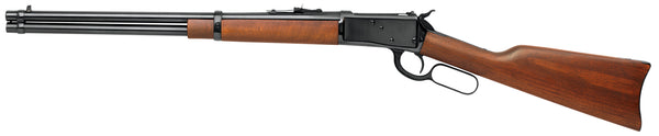 "Rossi  Blued - 20"" round barrel lever action"