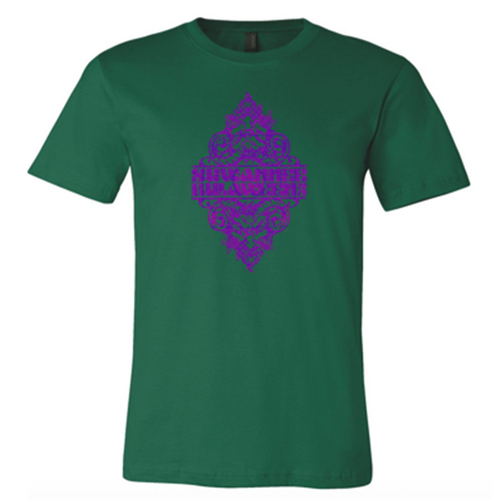 Hula Crest Short Sleeve Tee - Evergreen