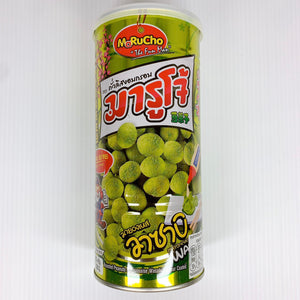 Marucho Mayonaise Wasabi Flavoured Coated Roasted Peanuts