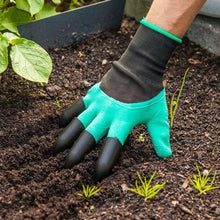 Load image into Gallery viewer, Waterproof Garden Gloves with Digging Claws