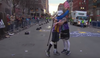 He Was Paralyzed 3 Times, But Entered The Boston Marathon Anyway. Now Watch The Moment That Brings Him To Tears...