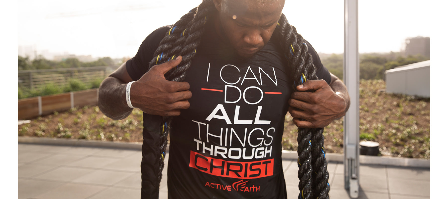 Men's I Can Do All Things Through Christ Collection