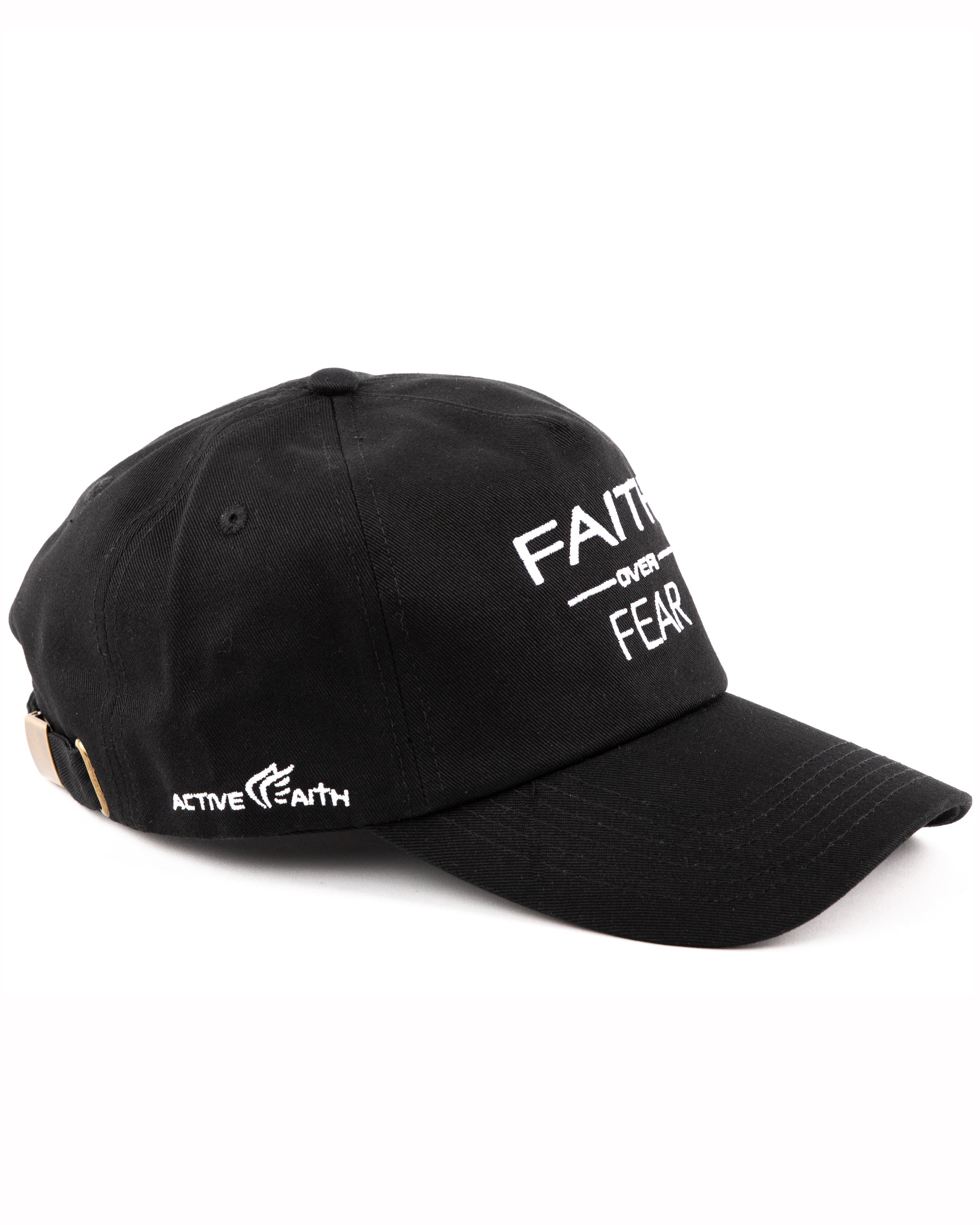Faith Over Fear Dad Hat